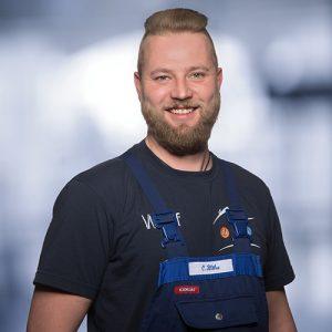 Christian Blöhs: Monteur Bad/Heizung/Service, im Unternehmen seit 2005