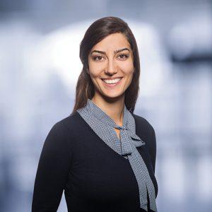 Setareh Jamshidi: Badplanung/Badverkauf und im Unternehmen seit 2016