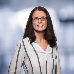 Manon Lange: Assistentin der Geschäftsleitung, im Unternehmen seit 2010